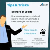 Tips & Tricks-Beware of Leads