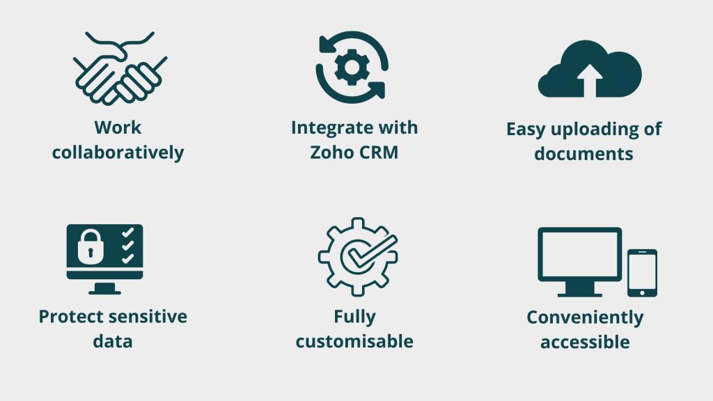 online portal benefits