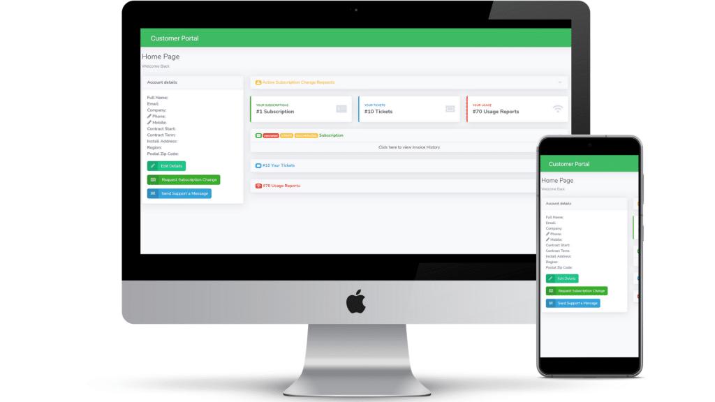 Customer Portal - Multiple Zoho Apps