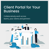 Zoho CRM Client Portal_Featured Image